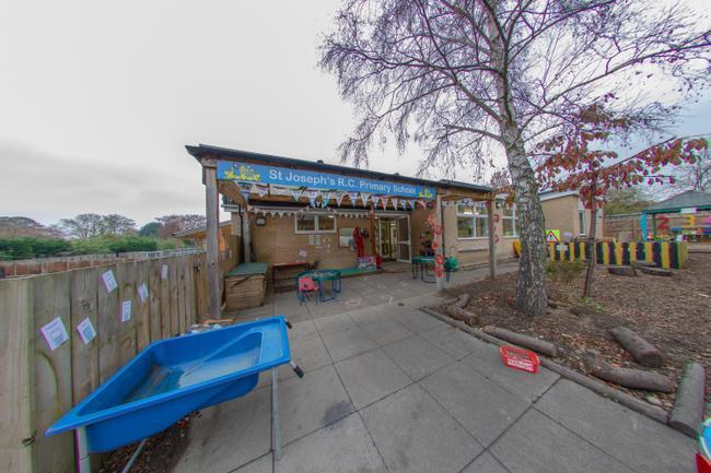 Class 1 outdoor playspace