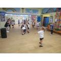 Space Jam Dance Routine
