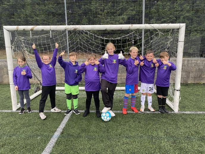 Y5/6 Football Team