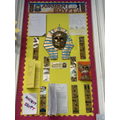 Some of the brilliant work produced by Y4 students about Ancient Egypt