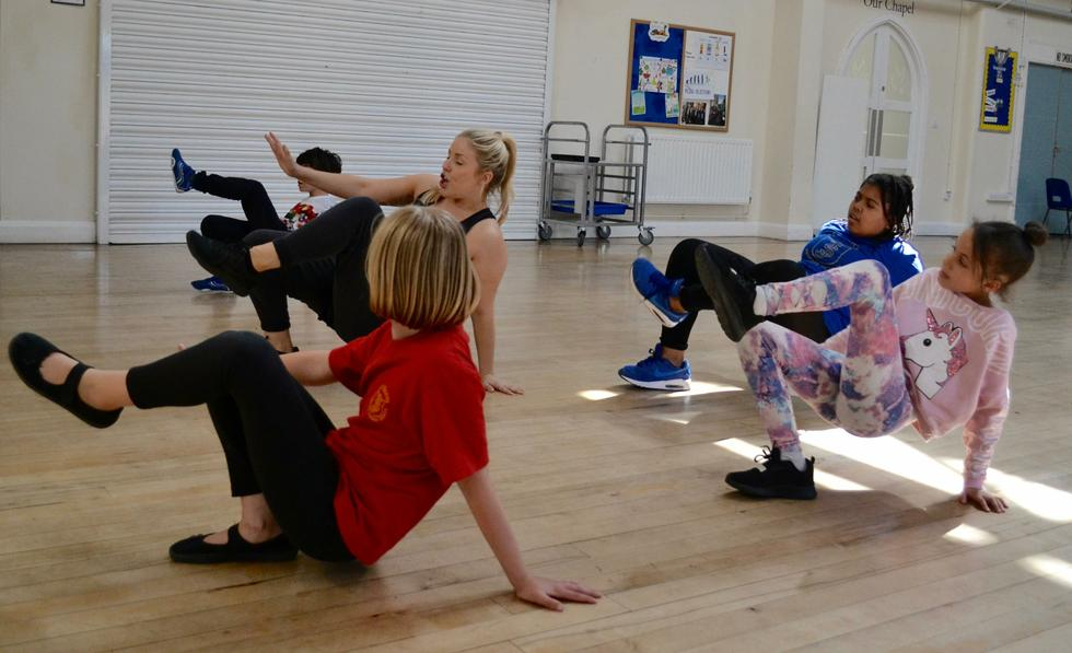 Street Dance Club with UK Dance Direction