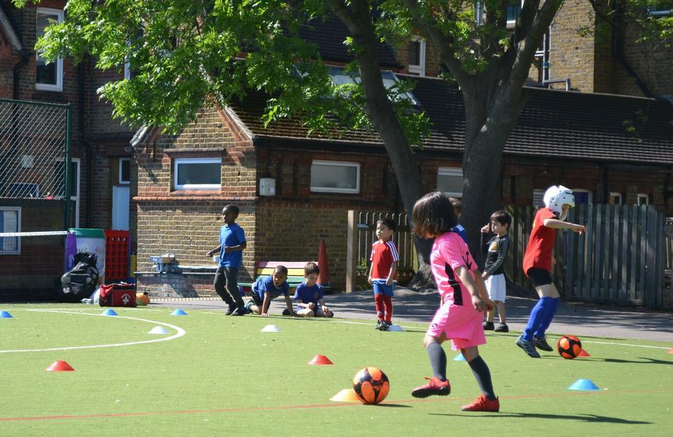 Multi Sport Club Reception and KS1