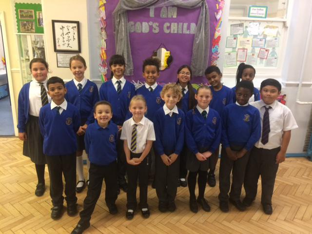 St Joseph's School Council 2017-2018