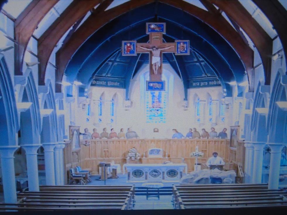 St Joseph the Worker Mass