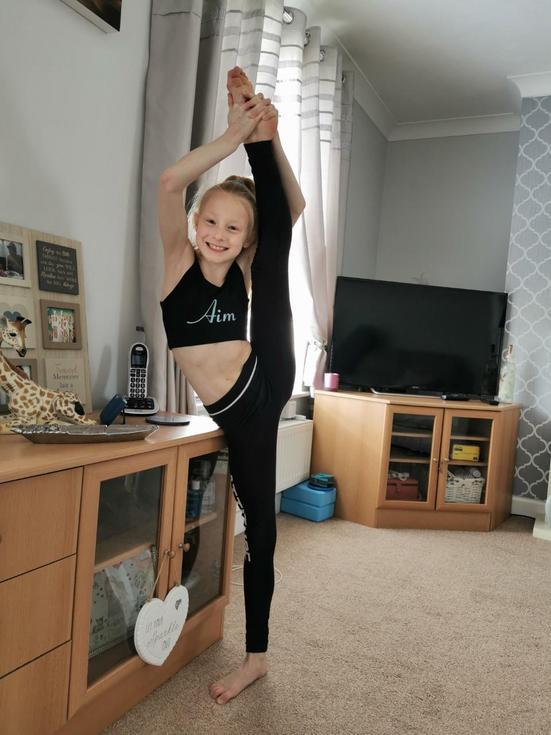 Just a little stretch