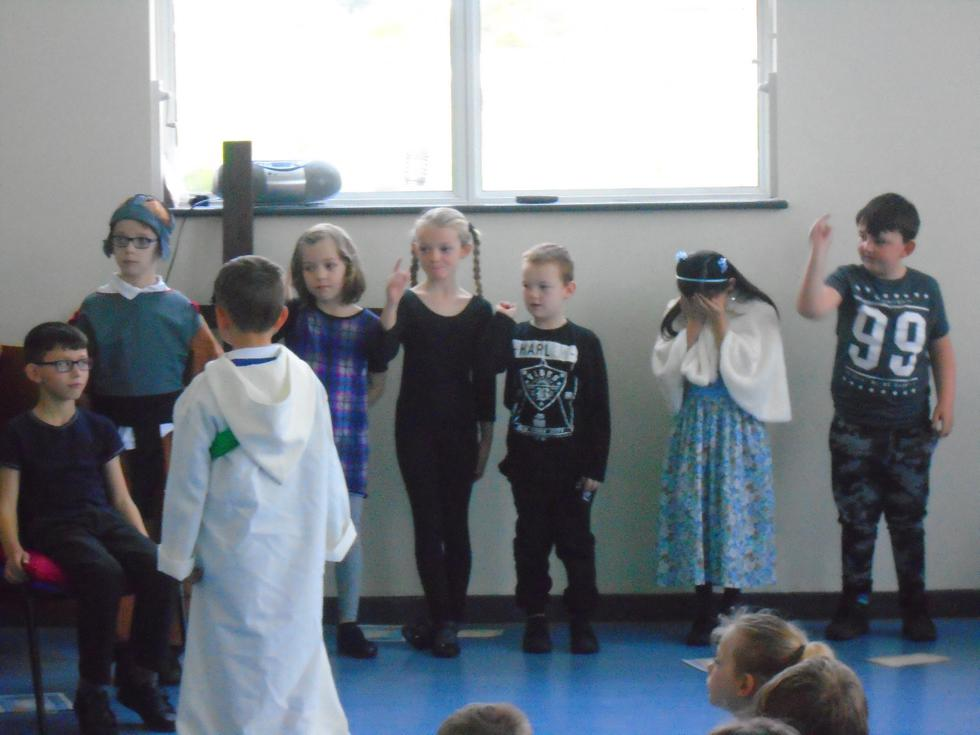 Air Class Assembly
