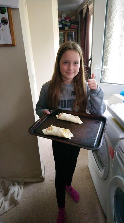 Time to bake Enya