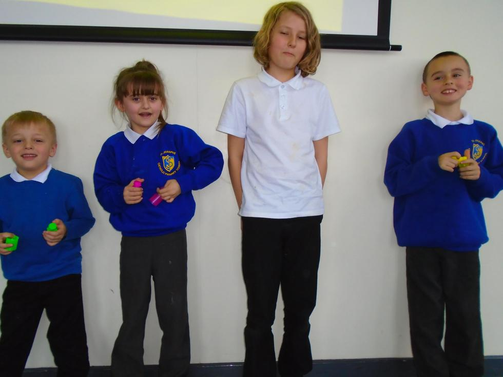 Class Winners - Congratulations
