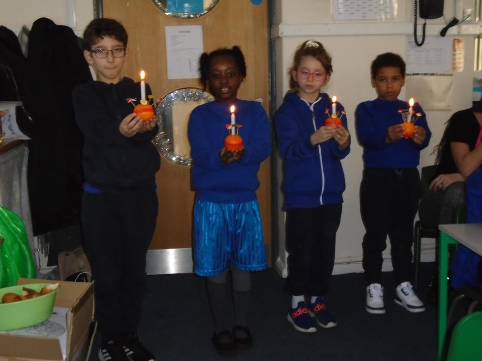 Our Christingle Service