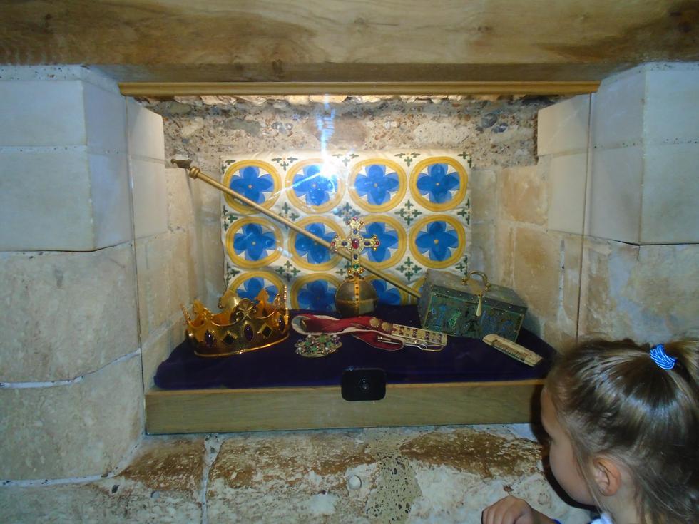 King Henry II Jewels