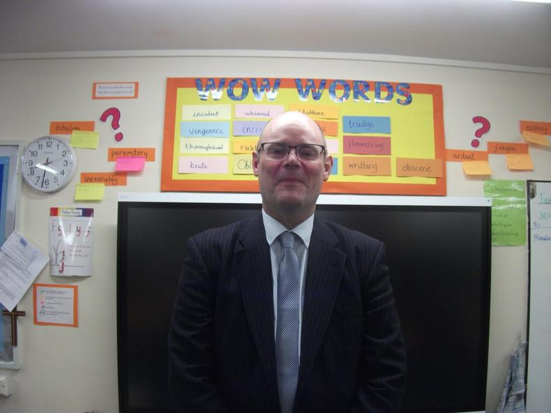 Mr Tim Roberts