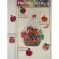 Our Harvest festival work