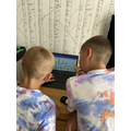 Fin and Sonny coding