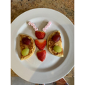 Jorgie's pancake butterfly