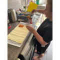 Making pasties