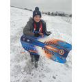 Jack sledging