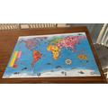 Darcie's finished jigsaw
