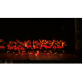 Dance festival with other schools