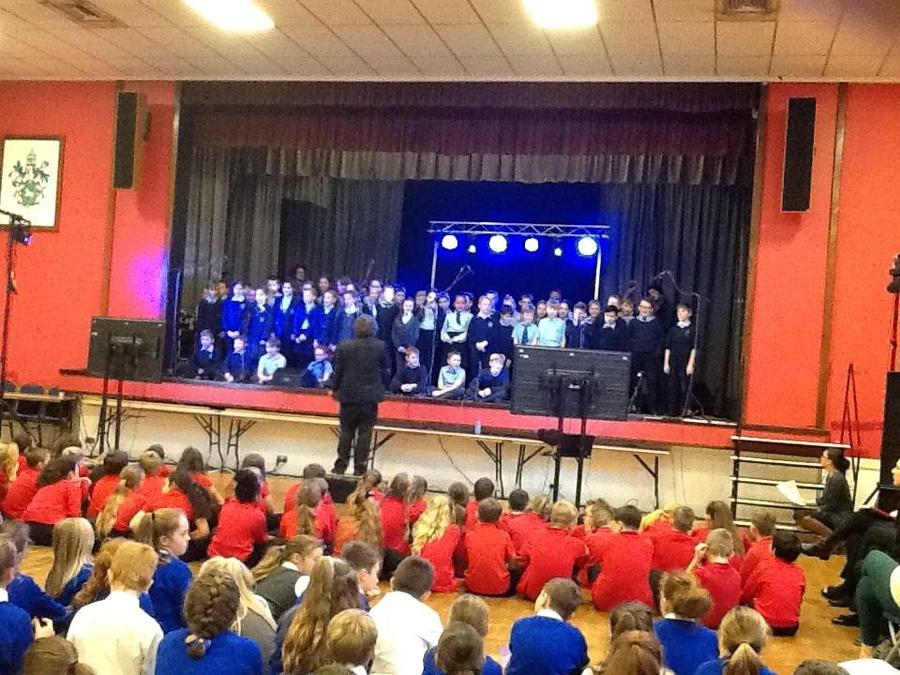Canvey Community Singing Project Zingt!
