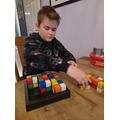 Sudoku Cube Challenge