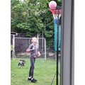 Tilly's new netball post