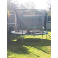 George and trampoline maths