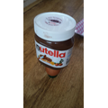 Aaron's egg and nutella