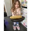 Eleanor's pancake