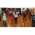 Chinese New Year dance workshop