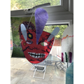 Maggie's mask