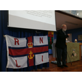 Don Maclean from RNLI