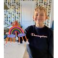 Sonny's Rainbow craft 02/21