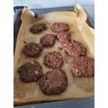 Emma's delicious cookies