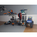 George's Lego creations
