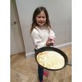 Amelia's pancake
