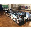 Year 6 First Aid training