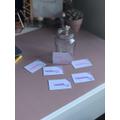 Amelia D's  Gratitude jar - 02/21