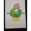 Annabel's monster