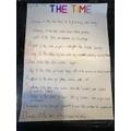 Callie's  poem