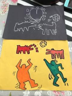Keith Haring Designs