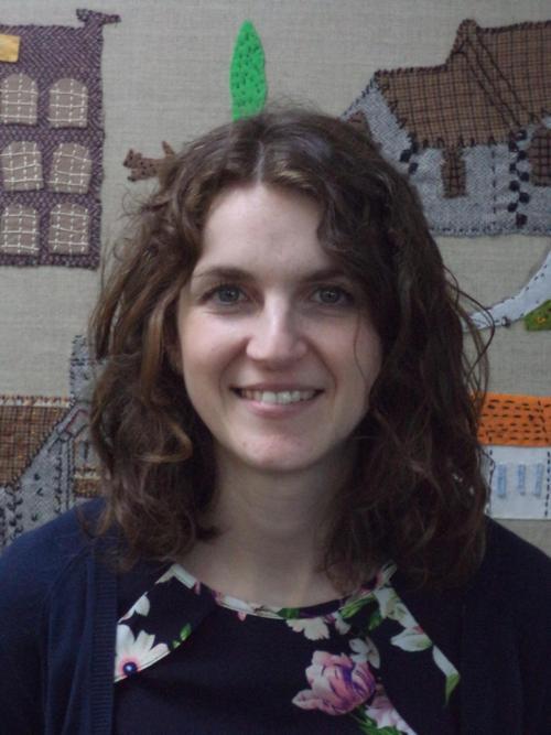 Mrs Hopperton - Yr3 Teacher ALMOND