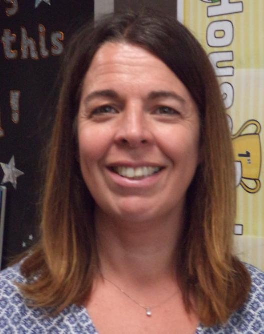 Mrs Sallnow - Yr6 Teaching Assistant