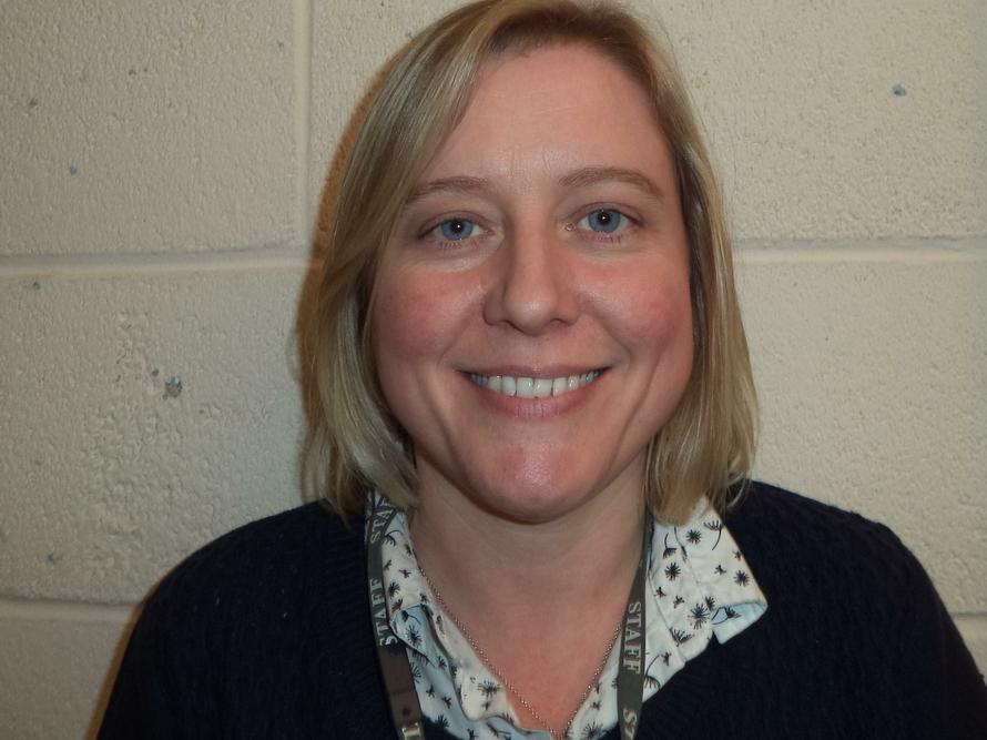 Ms McIntyre - 1:1 Teaching Assistant/Extended Day