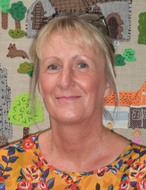 Mrs Smith - Reception Teaching Assistant