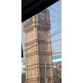 A mini Big Ben on the way to the hotel!