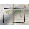 Using atlases to find different countries and features