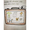 What would you pack in your evacuee suitcase?