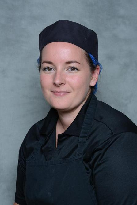 Mrs Seabridge - Catering Assistant