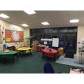 Year 1/2 Classroom