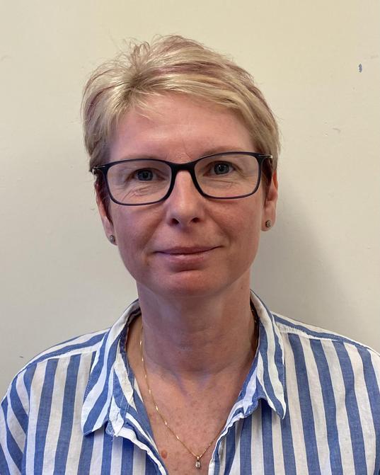 Mrs Smith - Lunchtime Supervisor